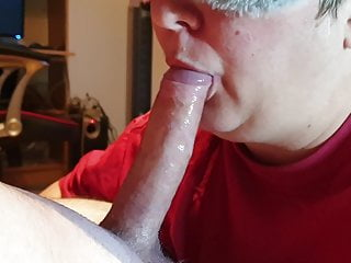 Blowjob why she loves to suck every day...