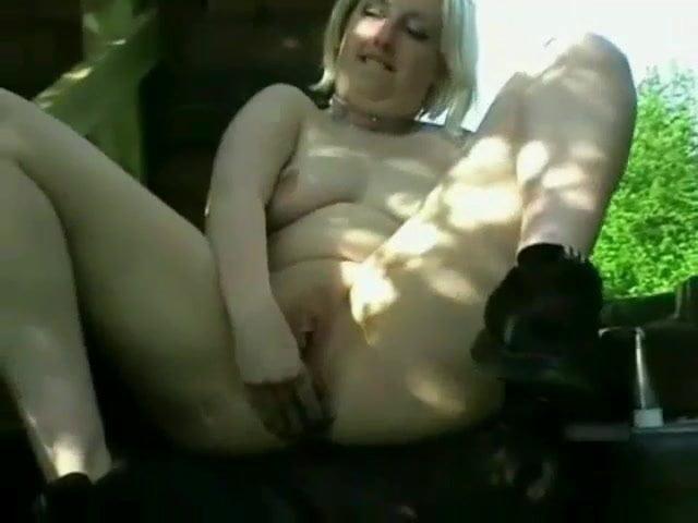 Blonde Teen Fucks Step Dad