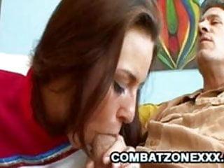 SchoolGirl Talia Palmer strokong her teacher's cock