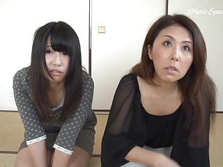 mom spanked in entrance of daughter