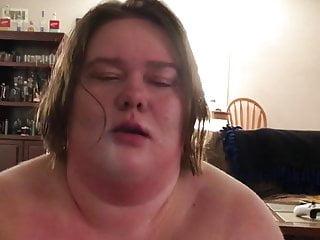 My new piggy cum slut stroking and begging for a facial