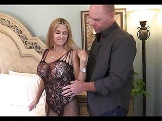 Med min fru i hennes nya underkläder