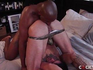 Max Konnor fucks Clark Davis bareback