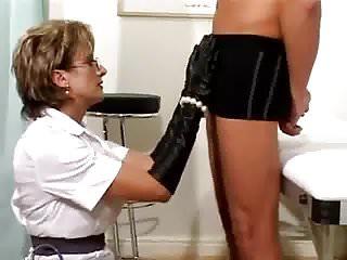 Nurse masturbation...