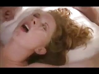 Redhead wife getting fucked by strangers as husband watches
