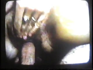 0ld VHS home me and my wife cumshot in her hairy pussy