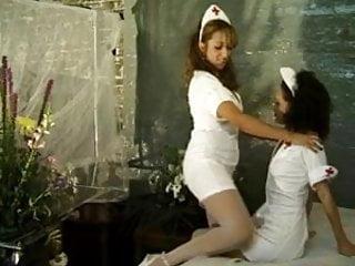 Pantyhose lesbian nurse by tm...
