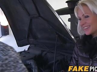 Busty bitch Kathy Anderson fucks with Maximo Ha