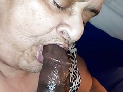 Granny's weekly visit