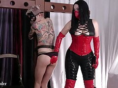 home video humiliation and boot licking