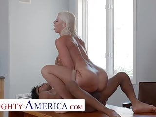 Naughty America – London River is willing to help student
