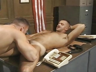 Military daddy office suck amp fuck...