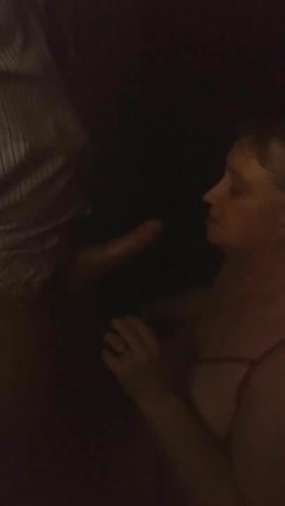 BBW WIFE ADULT THEATER CREAMPIE FROM STRANGER