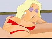 Johnny Test drills twin bitches + Hot scene from Family Guy
