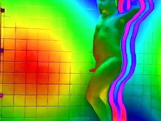 Matty muse seductive nude gayboy dancing to deep...
