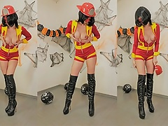 I'm A Gorgeous Firefighter