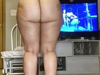 Naked push ups...