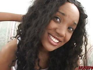 Ebony capre blows studs bbc before hard banging...