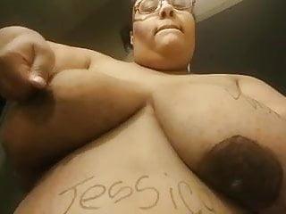 Fat black whore twists...