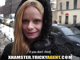 Tricky Agent – Perfect pussy debut