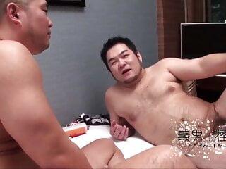 japanese Old Man 754