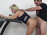Ultra hot granny is seducing her lustful stepson
