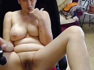 Tits toying on c2c...