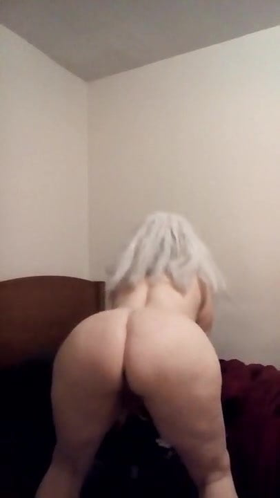 Sexy Blonde Girl Farting
