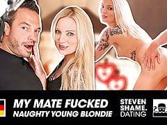 Filthy fuck date with tattoo slut Kitty! StevenShame.dating