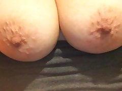 Sexy girlfriend was hot