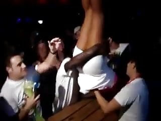 Student HUMILIATED In Club
