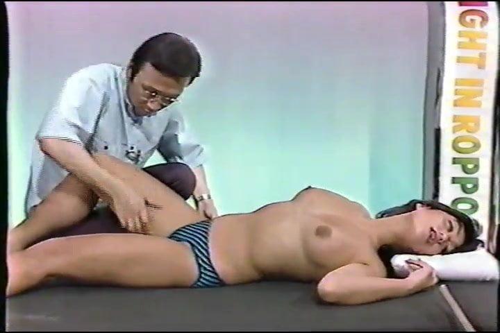Hot Japanese Lesbian Massage