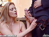 British MILF Creampied by HUGE Cock