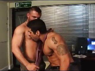 Daniel Marvin and Pedro Andreas