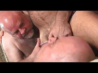 01-Bears Raw hairy four way