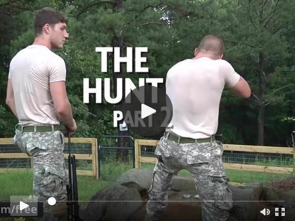 Men.com – Adam Bryant e Paul Canon – The Hunt Part 2 – Dri
