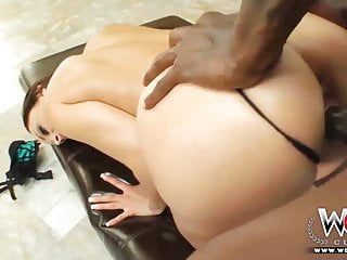 Liza del sierra interracial...