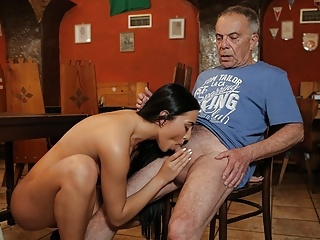 Daddy4k rich flirts coquette who is his...