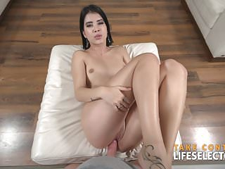 Woman Dee – Brunette Babe Fucked Onerous By means of Giant White Penis