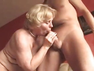 Sucks and takes a hard cock...