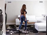 Ava Addams In Jeans