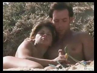 Voyeur Blowjob Big Cock video: Paradise Beach #2