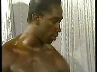 Gym gang bang bareback...