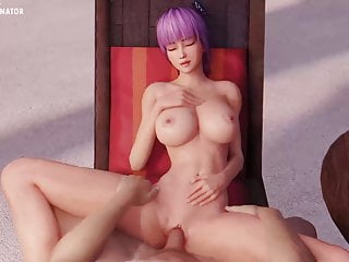 Ayane outdoor sex beach...