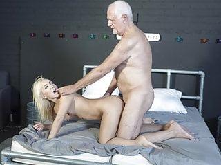 Fresh  Old Horny Dirty Babe Bastard Eating Up
