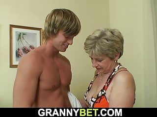 stranger fucks Well the hung couch old grandma on