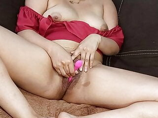 My GF makes me squirt over a video name!!!