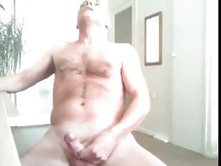 Mature english daddy cock...