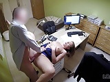 LOAN4K. Blonde comes to loan agency and has wild sex