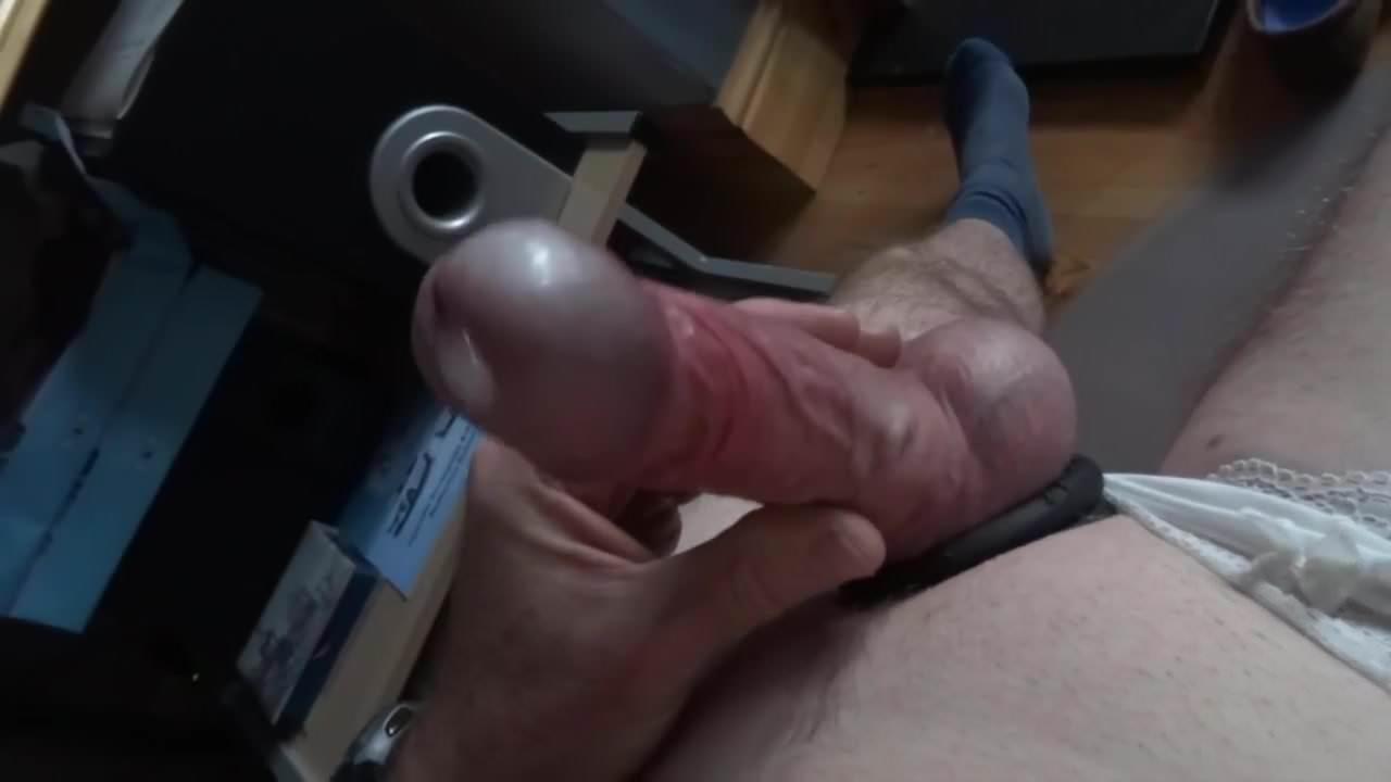 My Slow Motion Cum Sri Lankan Gay Handjob Slow Gay Slow